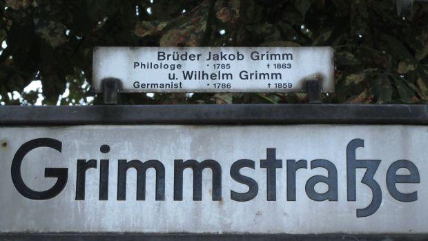 Grimmstratze