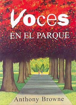 voces en el parque