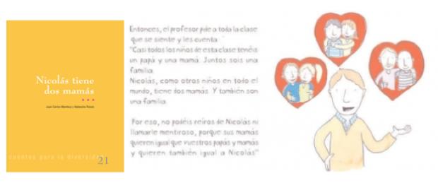 Nicolás dos mamás
